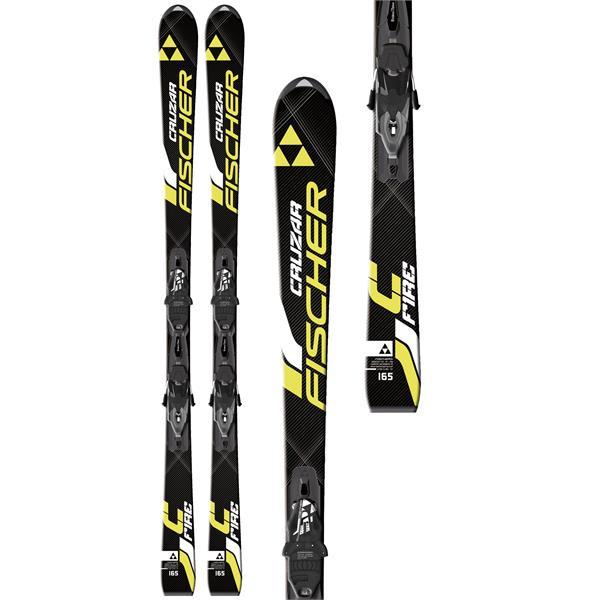 Fischer Cruzar Fire Skis w/ RS10 Bindings