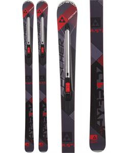 Fischer Hybrid 8.5 Ti Skis
