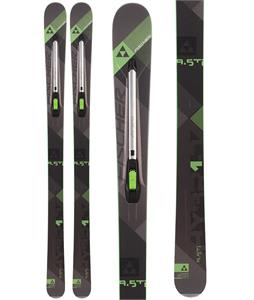 Fischer Hybrid 9.5 Ti Skis