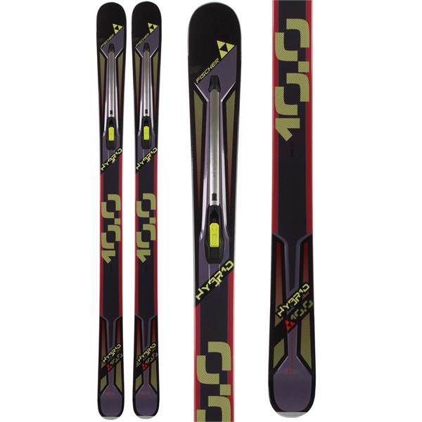 Fischer Hybrid 10.0 Skis