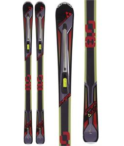 Fischer Hybrid 8.0 Skis