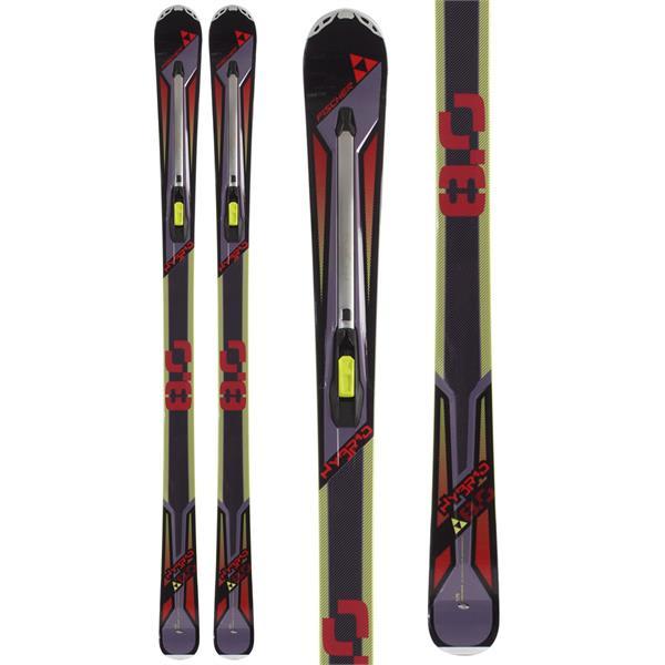 Fischer Hybrid 8.0 Skis
