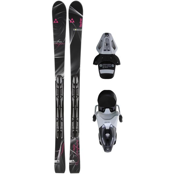 Fischer Inspire Skis w/ Rs10 Bindings