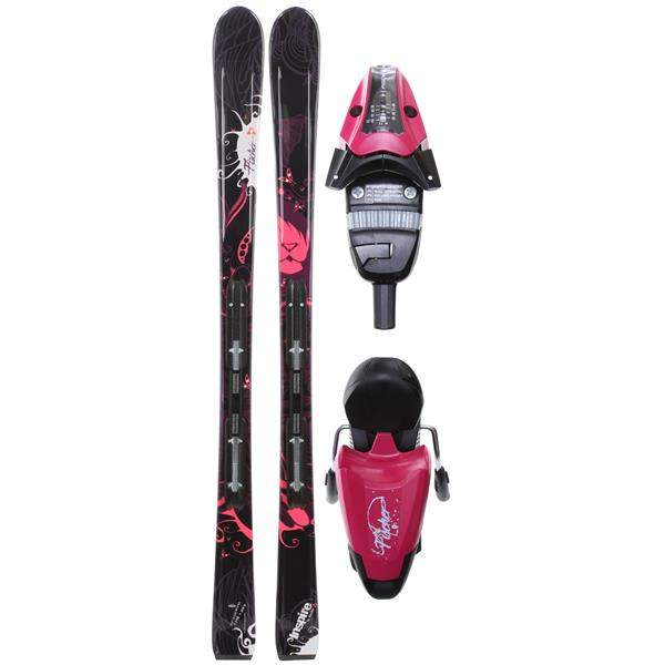 Fischer Inspire RF My Style Skis w/ RS 10 Bindings