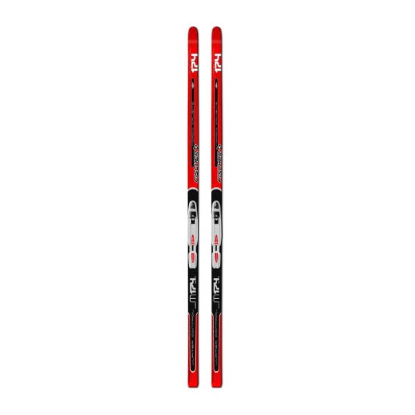 Fischer Jupiter Control Mounted Cross Country Skis