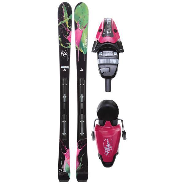 Fischer Koa 78 RF My Style Skis w/ V9 RF My Style Bindings
