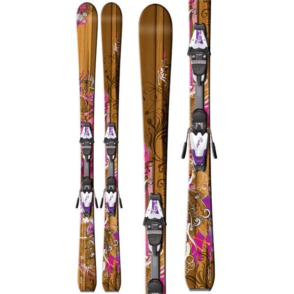 Fischer Koa 78 RF Skis w/ V9 RF My Style Bindings