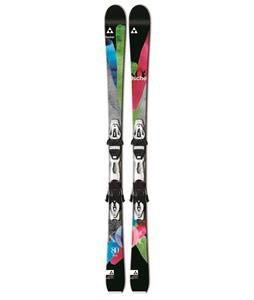 Fischer KOA 80 Powertrack Skis w/ RS10 Powerrail Bindings