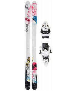 Fischer Maven Skis w/ X 13 Wide Bindings