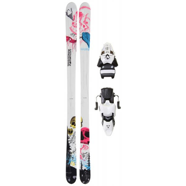 Fischer Maven Skis w/ X 13 Wide Bindings