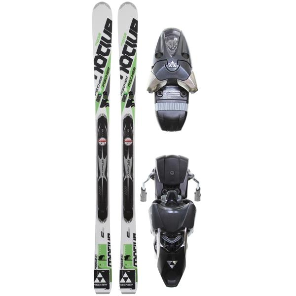 Fischer Motive 80 C-Line Skis w/ C-Line Z 13 Flowflex 2.0 WB Bindings