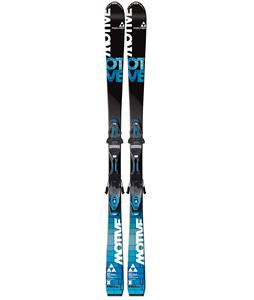 Fischer Motive X Powerrail Skis w/ RS 10 Powerrail Bindings