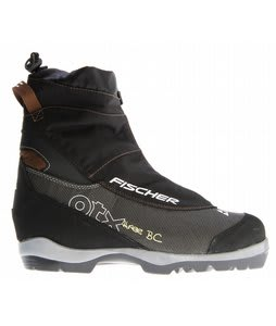 Fischer Offtrack 3 BC Cross Country Ski Boots Black