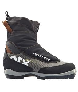 Fischer Offtrack 3 BC Cross Country Ski Boots Black/Brown