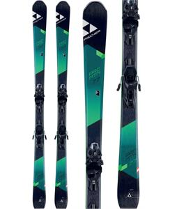 Fischer Pro MTN 77 Skis w/ MBS 10 Powerrail Bindings