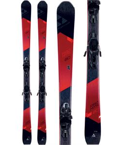 Fischer Pro MTN 80 Skis w/ MBS 11 Powerrail Bindings