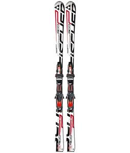 Fischer Progressor 900 Racetrack Skis w/ Rsx Z 13 Racetrack Bindings