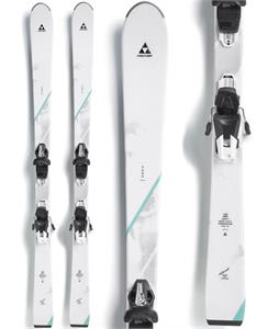 Fischer Pure SLR2 Skis w/ W9 AC SLR Bindings
