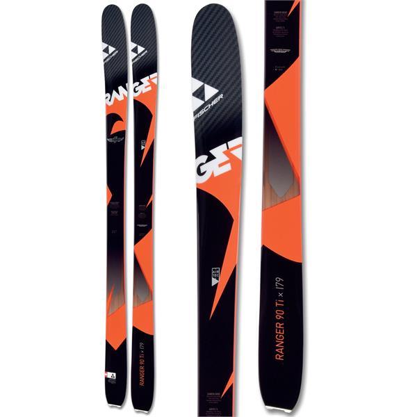 Fischer Ranger 90 Ti Skis