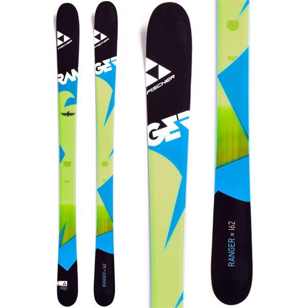 Fischer Ranger Jr Skis