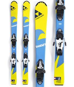 Fischer Ranger Skis w/ FJ4 AC SLR Bindings