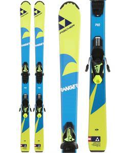 Fischer Ranger Skis w/ FJ7 AC SLR Bindings