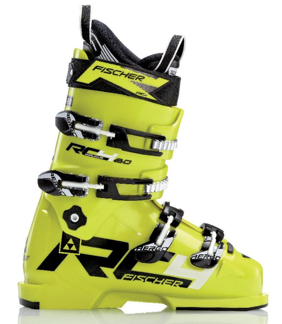 fischer rc4 jr 80 ski boots mens ebay. Black Bedroom Furniture Sets. Home Design Ideas