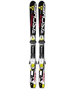 Fischer RC4 Race Jr. Rail Skis w/ FJ4 AC Junior Rail Bindings