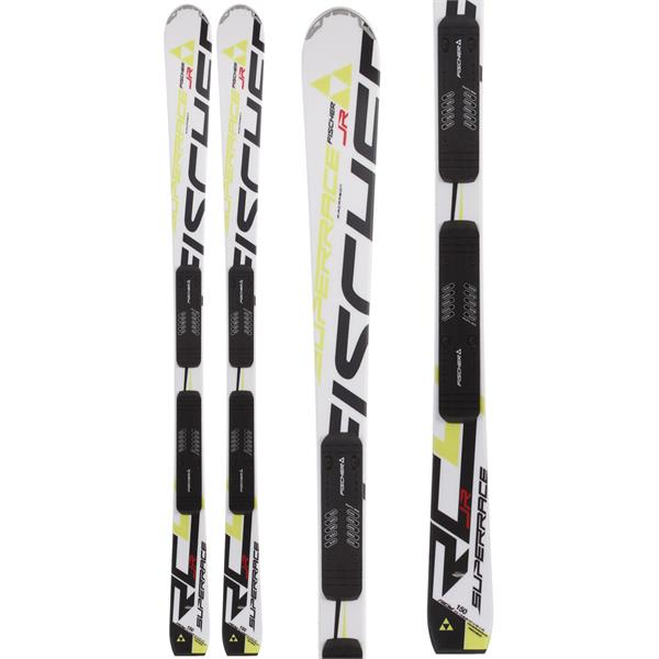 Fischer RC4 Superrace Jr. Rail Skis