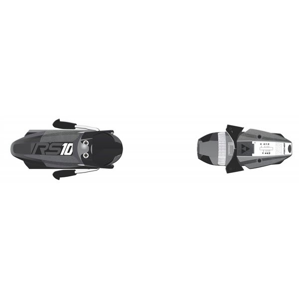 Fischer RS 10 Powerrail Ski Bindings
