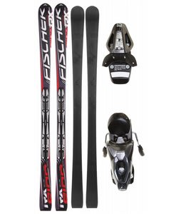Fischer RX Fire Skis w/ FP9 Bindings