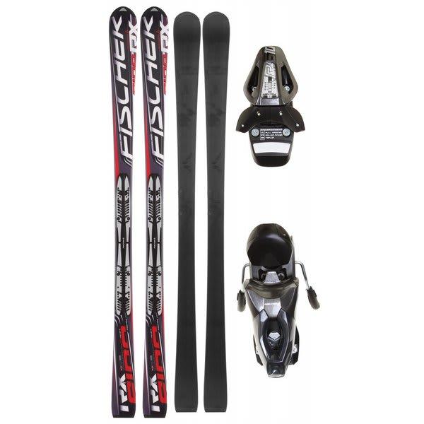 Fischer RX Fire Skis w/ FP9 Bindings