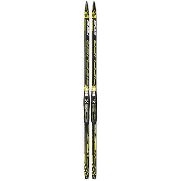 Fischer Sprint Crown Mounted Cross Country Skis