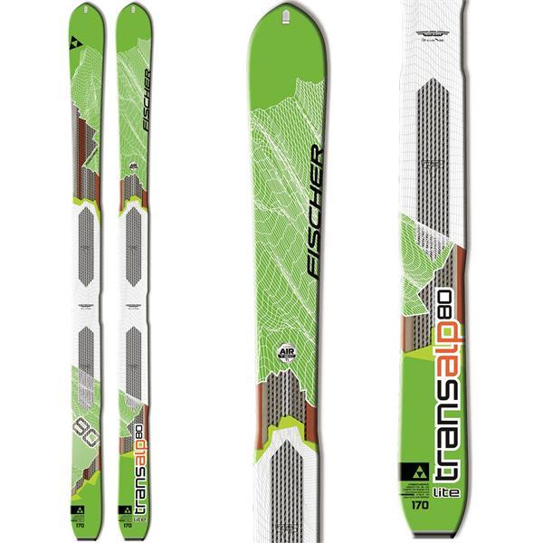 Fischer Transalp 80 Skis