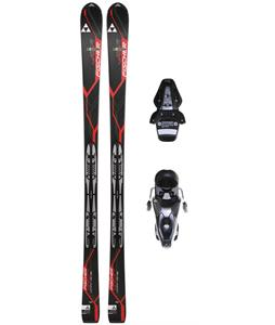 Fischer Viron Carve FP9 Skis 170 w/ RS10 Bindings