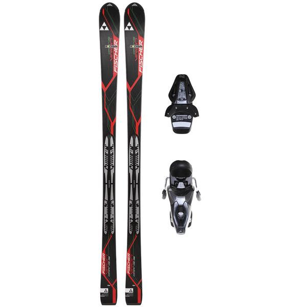On sale fischer viron carve fp skis w rs bindings