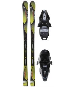 Fischer Viron 2.2 Powertrack Skis w/ RS10 Powerrail Bindings
