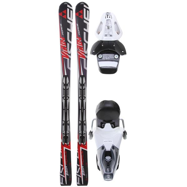 Fischer Viron Force Fp9 Skis w/ RS 10 Bindings