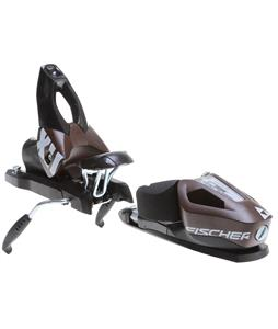 Fischer X 11 Wide Ski Bindings Brown/Black 90mm