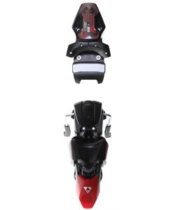 Fischer X 13 Ski Bindings Black/Red 115mm