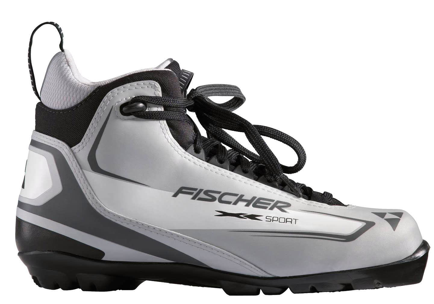 Shop for Fischer XC Sport Cross Country Ski Boots Silver - Men's
