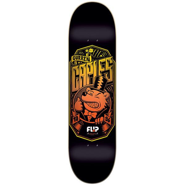 Flip Caples Iconoclastics Series Skateboard Deck