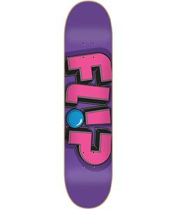 Flip Odyssey Jumbled Skateboard Deck
