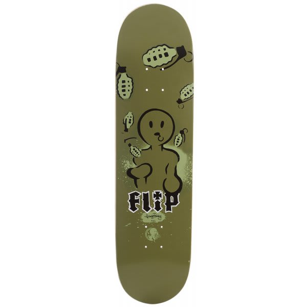 Flip Rowley Doughboy Skateboard