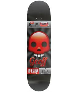 Flip Rowley Emoji Skateboard