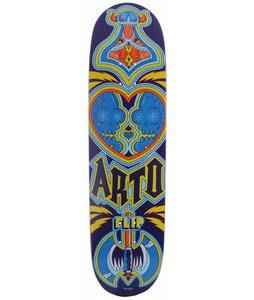 Flip Saari Pinkyvision Skateboard