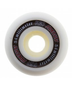 Flip Sidecut 2 Skateboard Wheels Black 54mm