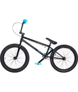 Flybikes Electron BMX Bike Gloss Black 20in/20.2in Top Tube