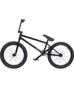 Flybikes Neutron BMX Bike Gloss Black 20in/20.6in Top Tube