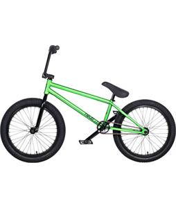 Flybikes Neutron BMX Bike Metallic Green 20in/20.6in Top Tube